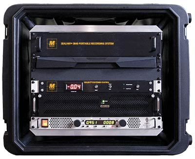 SeaLink 3840 Portable Recording System